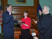 Troy Swearing In
