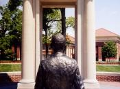 Statue of James Meredith