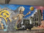 Graffiti - Brugge - Belgium