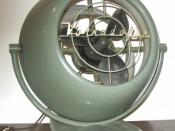 English: Privately owned picture of privately owned Vornado Fan.