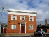 English: Former Westpac Bank at Elmore, Victoria