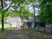 Français : Le restaurant scolaire et centre de loisirs pour enfants (acceuil périscolaire, ouvert quand il n'y a pas école).