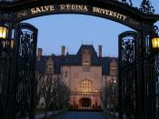 English: Salve Regina University