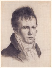 Alexander Von Humboldt, considered to be the founding father of physical geography.