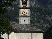 40px border Flag Deutsch: Kirche von Frasco