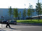 Maersk Headquarters in Esplanaden, Copenhagen
