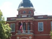 English: Anne Arundel County Courthouse, July 2009