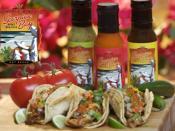 Scorpion Bay Hot Sauce
