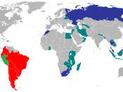 Visa requirements for Peruvian citizens