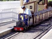 English: Beer Heights Light Railway