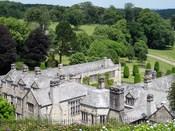 Deutsch: Lanhydrock, Herrenhaus nahe Bodmin in Cornwall, England