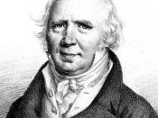 English: Portrait of French engineer Pierre-Simon Girard (1765-1835) Français : Portrait de l'ingénieur français Pierre-Simon Girard (1765-1835)