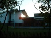 English: Chilworth Science Park. Part of Chilworth Science Park, a high-tech research and development facility.