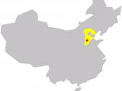 Shijiazhuang in China