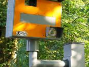 A Gatso speed camera