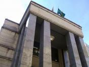 Português: Fachada da Biblioteca Municipal Mário de Andrade (São Paulo)