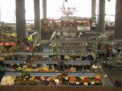 English: Hamilton Farmer's Market, Hamilton, Canada.