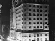 Gowings department store in the 1930's