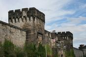 Philadelphia's Eastern State Penitentiary. Main gate.