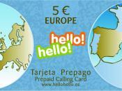 Hello Hello Europe