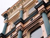 Architecture on Ontario St.