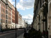 Gower Street, London. Looking south.