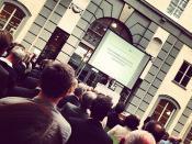 Barnevik lecture