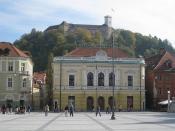 Academia Philharmonicum, Ljubljana, Slovenia