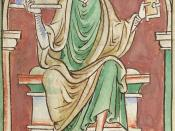 Henry I who rewarded Richard de Redvers for his support with the grant of extensive estates