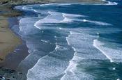 Hudson Bay waves (Wapusk National Park, Manitoba, Canada)