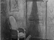 Illustration for Edgar Allan Poe's