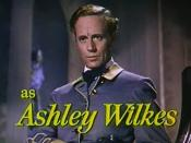 Cropped screenshot of Leslie Howard from the trailer for the film Gone with the Wind
