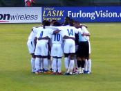 Honduran Soccer Players