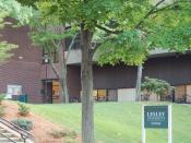 Lesley University quadrangle