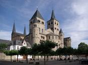 English: Trier cathedral Deutsch: Trierer Dom