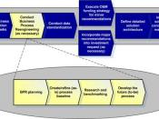 Conduct Business Process Reengineering