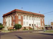 English: Phillips County courthouse in Helena, Arkansas, United States