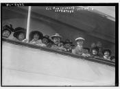 Col. Roosevelt on S.S. VANDYCK - departure 10/4/13  (LOC)