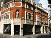 English: Thomas More's house in London, photographed by Mistvan.