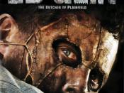 Ed Gein - The Butcher of Plainfield DVD Cover