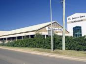 English: The Canberra Times and The Chronicle at Fyshwick.
