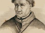 Grand Inquisitor Tomás de Torquemada