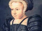 Italiano: Maria Elisabetta di Valois unica figlia di Carlo IX di Francia e Elisabetta d'Asburgo.