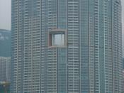 Hong Kong Feng shui building