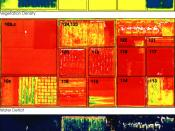 False-color images demonstrate remote sensing applications in precision farming. Courtesy NASA Earth Observatory