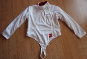 Fencing uniform jacket. (Women's)