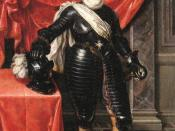 Henry IV, King of France in Armour, c. 1610 (Louvre)