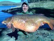 Spanish Record 34.5kg