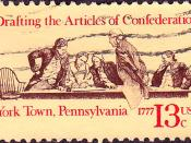 English: Articles_of_Confederation_1977_Issue-13c.jpg