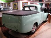 English: Holden FJ Ute Deutsch: Holden FJ Ute